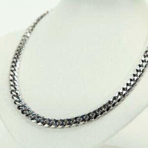 Ezüst színű Figaro lánc