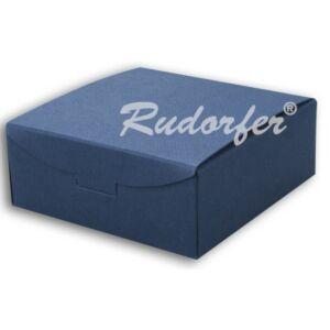 Kék színű ékszer szett tartó doboz