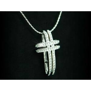 Swarovski kristályos nyaklánc-70