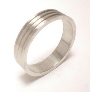 USA: 10.5-11.5-13-14-15 méretű nemesacél gyűrű ékszer