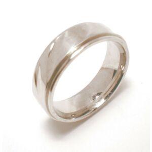 USA: 8-10 méretű nemesacél gyűrű ékszer