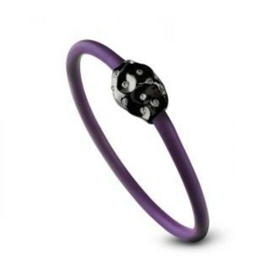 Bracciali lila karkötő ékszer