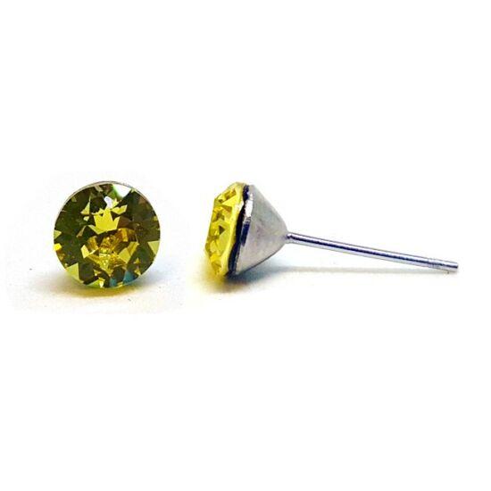 Jazzy Swarovski® kristályos fülbevaló - Jonquil