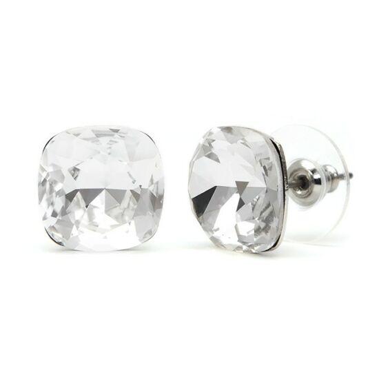 Lena Swarovski kristályos fülbevaló - Áttetsző
