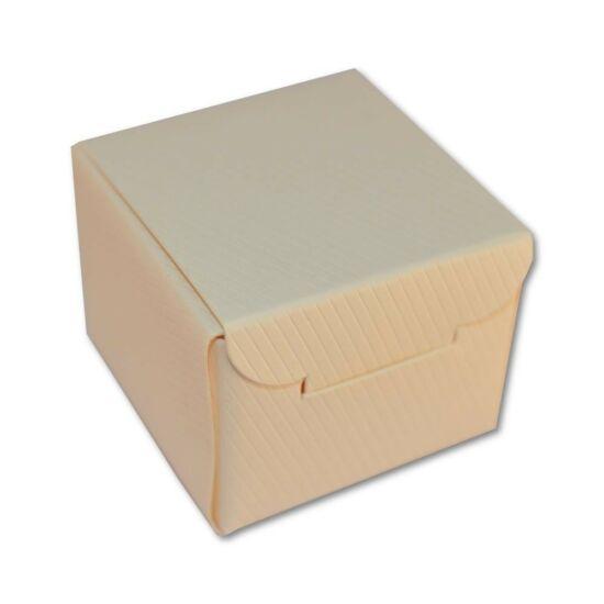 Papír ékszertartó doboz - kicsi
