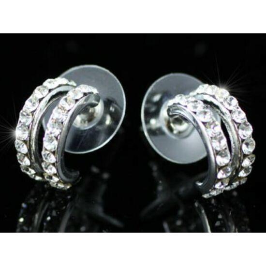 Swarovski kristályos fülbevaló-016 - nem kapható