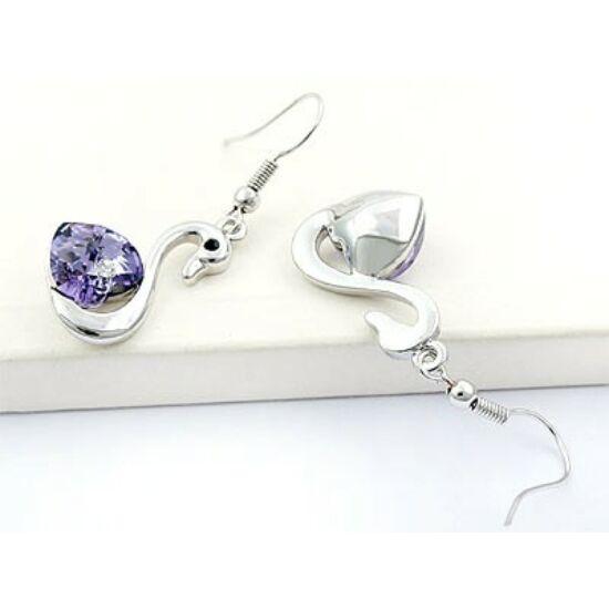 Swarovski kristályos fülbevaló-474