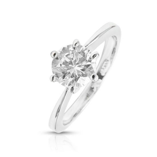 Swarovski kristályos gyűrű 035 -6
