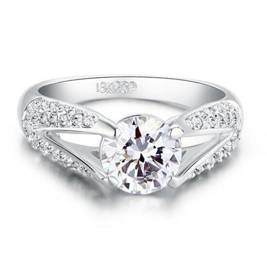 Swarovski kristályos gyűrű 199