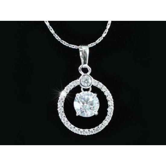 Swarovski kristályos nyaklánc-180