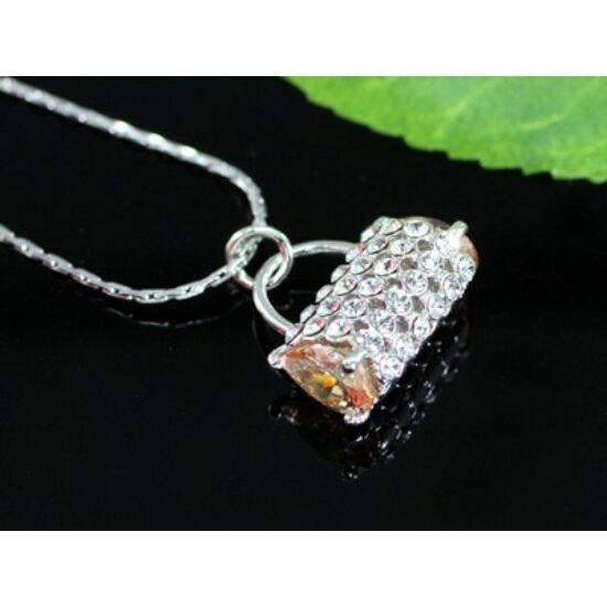 Swarovski kristályos nyaklánc-210