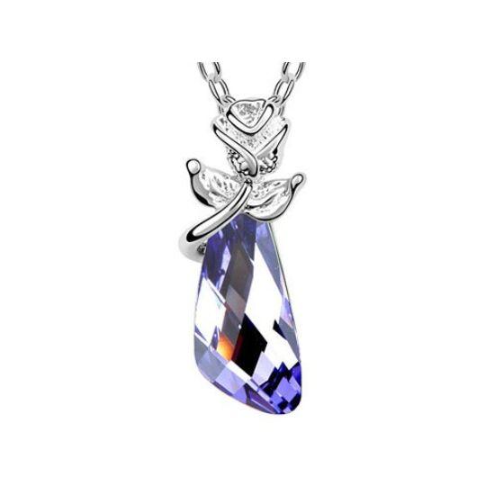 Swarovski kristályos nyaklánc-415