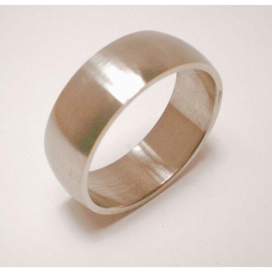 USA: 12-13-14 méretű nemesacél gyűrű ékszer