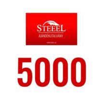 Ajándékutalvány - 5000 forint