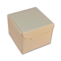 Krém színű ékszertartó doboz