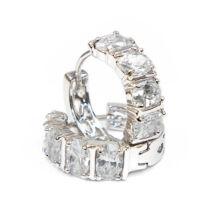 Swarovski kristályos Csillogó fülbevaló
