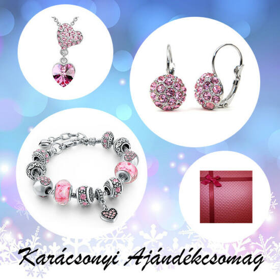 Ajándékcsomag - Rózsaszín