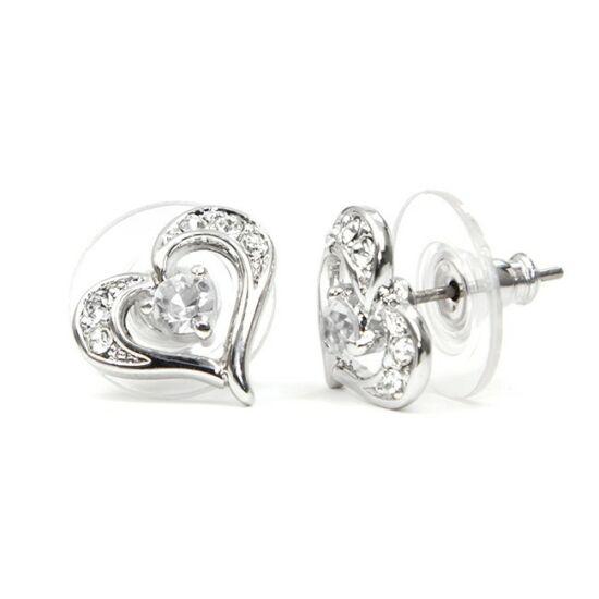 Casey Swarovski kristályos fülbevaló