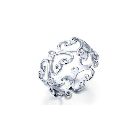 Ezüst gyűrű-5