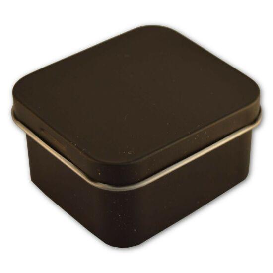 Fém gyűrű ékszertartó doboz