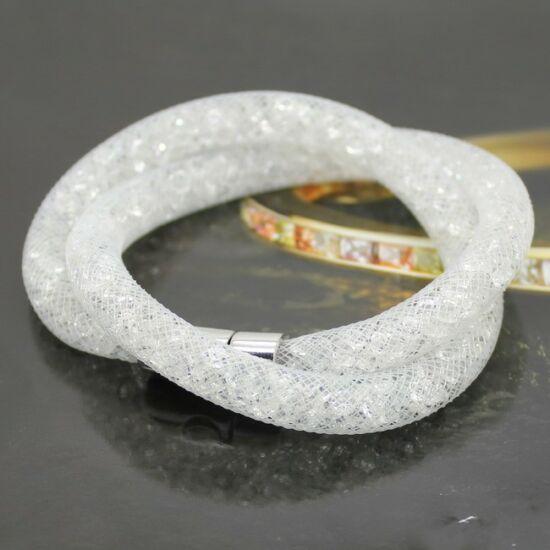 Mágneses kristályos karlánc 123