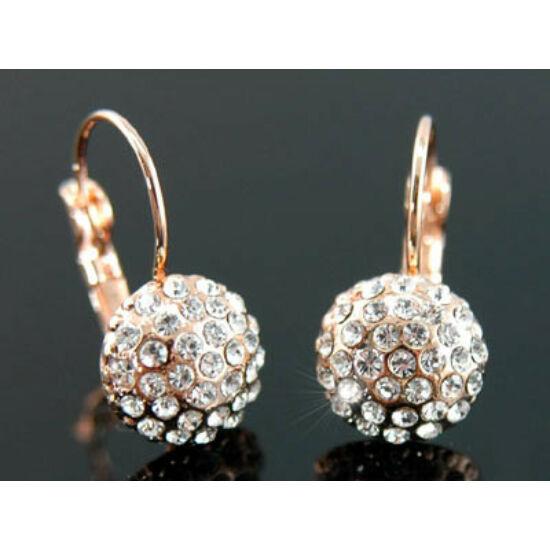 Swarovski kristályos fülbevaló-052