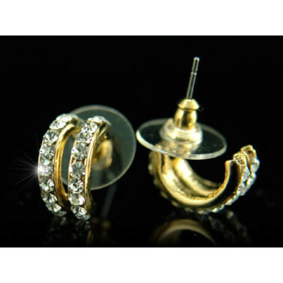 Swarovski kristályos fülbevaló-17