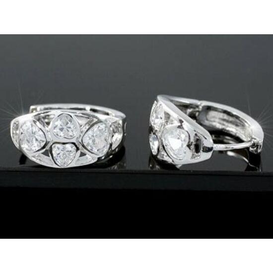 Swarovski kristályos fülbevaló-273
