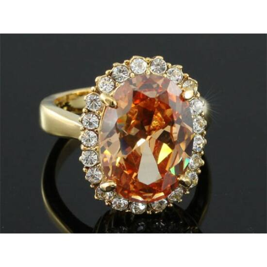 Swarovski kristályos gyűrű 164