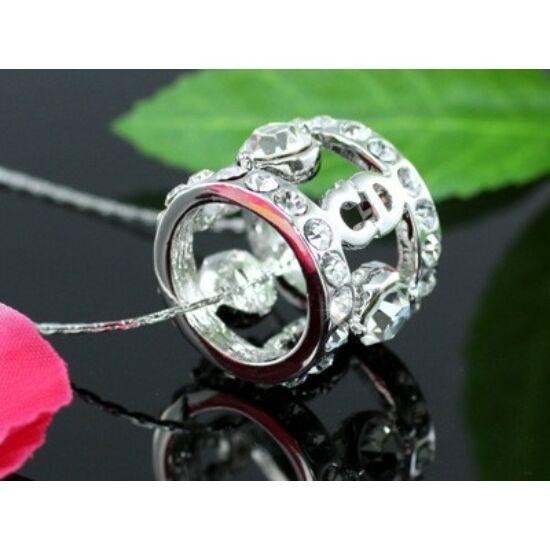Swarovski kristályos nyaklánc-230