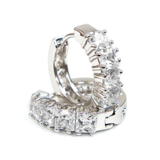 Vella - Swarovski kristályos fülbevaló