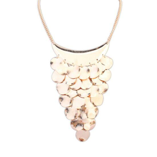Zazi - Divatos chandelier bizsu nyaklánc